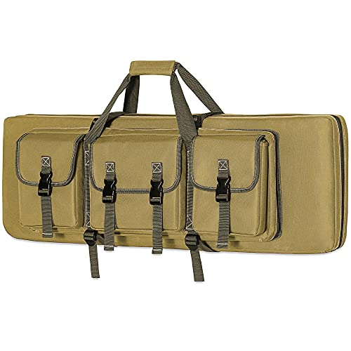 Tactical Bow Rifle Carry Case Backpack Outdoor Camping Hunting Shoot Molle Bag