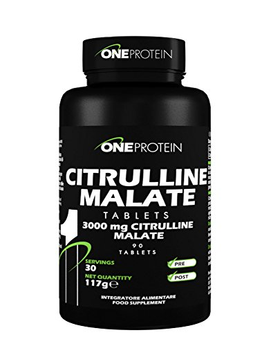 One Protein Integratore di Citrullina in Compresse - 90...