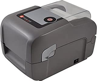 Datamax EA2-00-1J005A00 E-4205A Mark III Desktop Printer, DT/TT, SER/PAR/USB/Ethernet, 203 DPI, 5 IPS, 64 MB Flash/16 MB DRAM, DPL, PL-Z/PL-E, Adjacent Media Sensor, Tear Edge, Power Supply