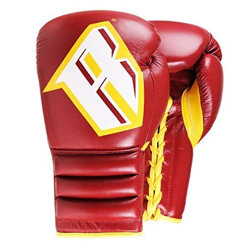 Revgear S4Boxhandschuhe Professional Boxing Sparring Handschuh Classic rot Premium von minotaurfightstore, 397 g