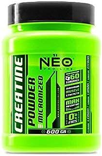 CREATINE POWDER LIMON 600 g - Suplementos Alimentación y Suplementos