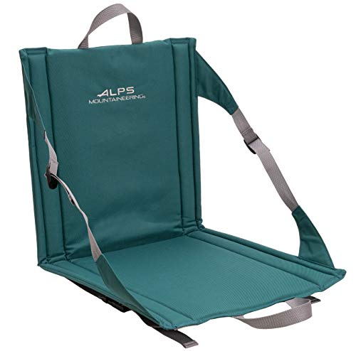 Alps Mountaineering Unisex's Weekender Stadium Seat, Teal, One Size