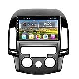 TIANDAO Android Autoradio Radio Double DIN Sat Nav para Hyundai I30 2006-2011 Navegación GPS 2.5D...