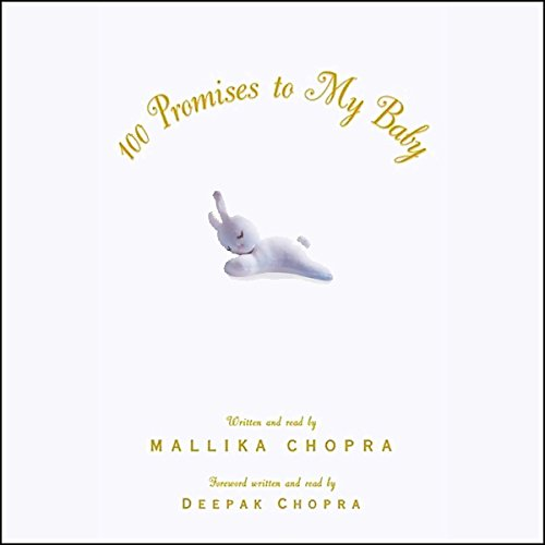 100 Promises to My Baby audiobook cover art