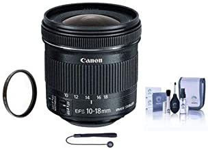 Best canon zoom lens ef s 10 18mm Reviews