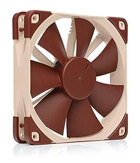 Noctua NF-F12 PWM, Premium Quiet Fan, 4-Pin (120mm, Brown) (B00650P2ZC) | Amazon price tracker / tracking, Amazon price history charts, Amazon price watches, Amazon price drop alerts