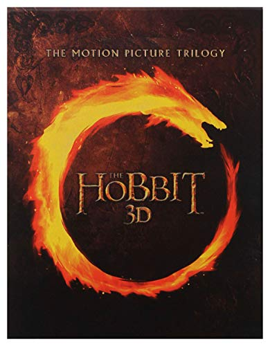 The Hobbit: An Unexpected Journey / The Hobbit: The Desolation of Smaug / The Hobbit: The Battle of the Five Armies (BOX) [6Blu-Ray]+[6Blu-Ray 3D] [Region B] (English audio. English subtitles)