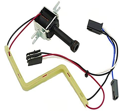 Transmission Parts Direct 10478100 (350-0039) TH700-R4 Rostra Solenoid, TCC Lock-Up with Harness (1982-1992)