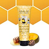 BELLA B Silk & Honey 8 oz - Pregnancy Safe Moisturizing Lotion - Made with Natural Ingredients - Use Twice Daily for Moist, Soft Skin