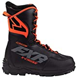 FXR X-Cross Pro Speed Boot Fixed Lining High Traction Comfort...