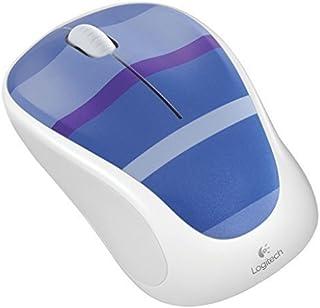 Logitech M317 Mouse - Horizon Blue (910-004238) Limited Edition