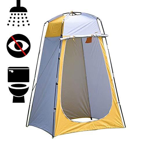 Qiutianchen Tiendas de campaña for el Aseo de Tienda de campaña al Aire Libre Pop Up de privacidad de la Ducha, for Acampar o Zona de Picnic Pesca Playa Cambio Refugio de Habitaciones Canopy Viajes