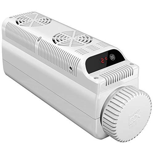 YICHEN Pequeña Nevera Mini Refrigerador de insulina Home Home Dual-Use Mini refrigerador para el hogar, Dormitorio, Coche, Vacaciones.