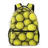 Lawenp Deportes Divertidos Decoración Pelotas de Tenis Moch