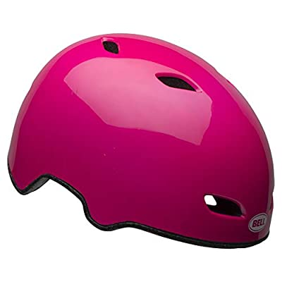 Bell Pint Toddler Helmet, Solid Pink