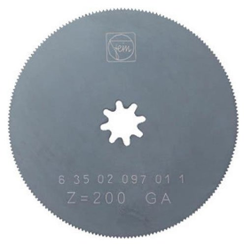 FEIN POWER TOOLS 63502097027 Saw Blades 3-1/8 in. Round