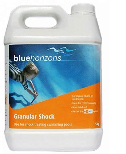 Swimming pool shock chlorine granules 5kg