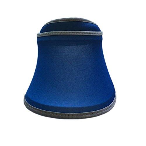 Da. Wa New Fashion pour femme casquette de baseball chapeau de soleil chapeau Lady Fashion Shopping Cyclisme Bleu Bleu roi