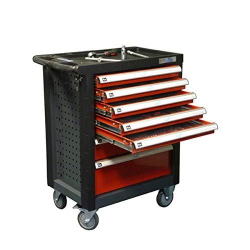 ADB Werkstattwagen Werkzeugwagen AVANT bestückt gefüllt mit Werkzeug-Set