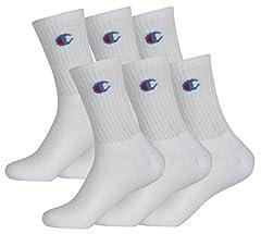 Legacy Crew Socks X6