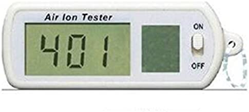 vinmax Air Ion Tester,Mini Car Air Ion Tester Meter Counter Clean Room Filter Oxygen Ions Testing