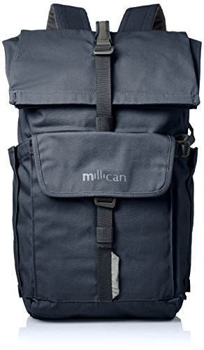 Millican Smith The Roll Pack 25 L, 25 Liter, Slate