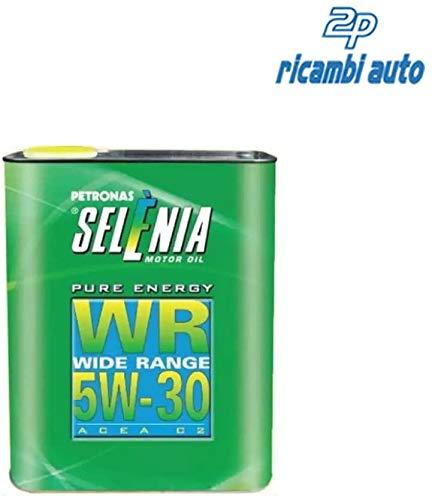 SELENIA WR PURE ENERGY 5W30 FERRO L.2, Confezione da 8 litri