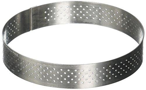 DE BUYER -3099.04 -cercle perfore inox ø10.5cm ht 2