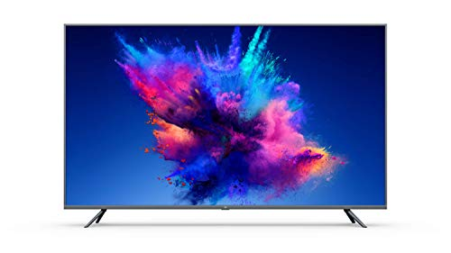 "Xiaomi Mi Smart LED TV 4K UltraHD 65"", Tuner Triplo, Android TV 9.0, Telecomando con Microfono, Video e Netflix, Memoria da 2 GB, Schermo Piatto"