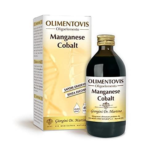 Dr. Giorgini Olimentovis Manganese Cobalto Integratore Alimentare 200ml