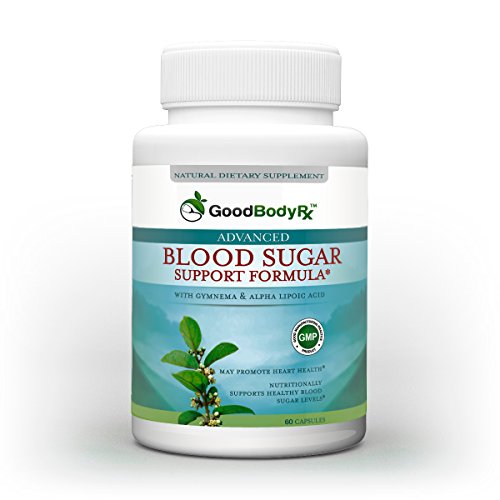 Advanced Blood Sugar Support Formula