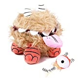 Don't Starve Chester Plush Doll 24cm Dog Box Game Around Do Not Starve Brown Stuffed Toy with Weber Fish Bone Doll (Dog Box)