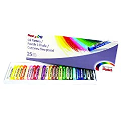Brilliant colored pastels apply smoothly and blend easily for subtle shades, tints and color mixtures Easy to use for artists of all ages Acid-free pastels are ideal for use on paper, board or canvas More vivid than chalk pastels and more resistant t...