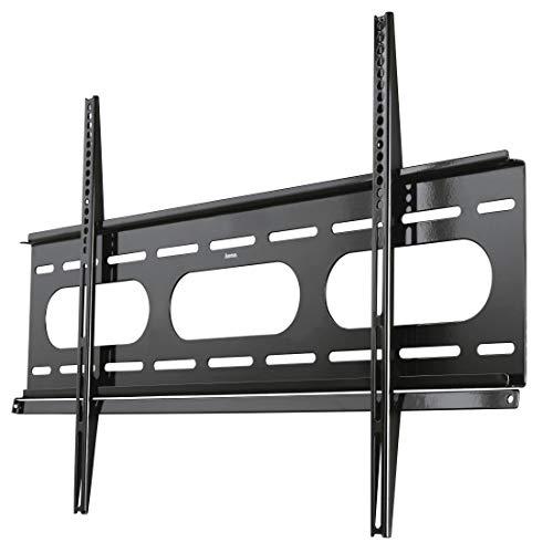 Hama - Soporte de pared para televisores de 37' a 90' (carga máxima 75 kg, VESA 800x400), negro