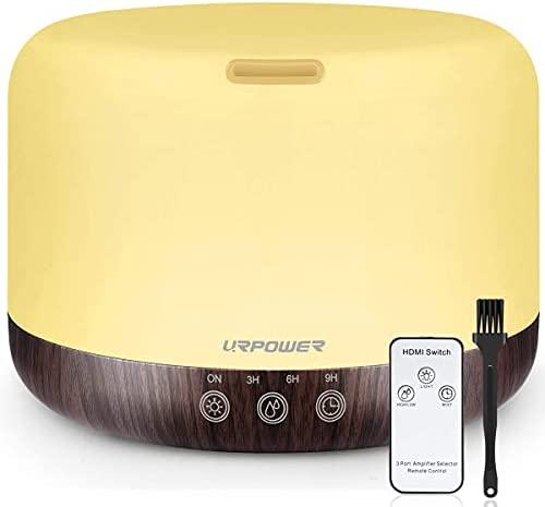 Top 10 Best urpower 2nd version essential oil diffuser Reviews