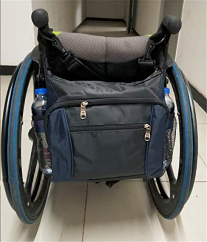 QINAIDI Rollstuhltasche für Behinderte, Hilfsmittel für die medizinische Mobilität, zum Tragen von Zubehör