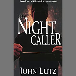 The Night Caller audiobook cover art