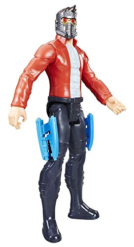 Hasbro Marvel Avengers Guardiani della Galassia–Figura Titan, 30cm Star Lord