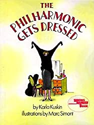 Piano Lessons in Birmingham - The Philharmonic Gets Dressed Book