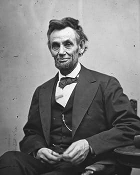 New 8x10 Photo  Last Photo of President Abraham Lincoln