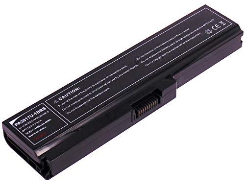 10.8V 4400mAh Laptop Akku PA3817U-1BRS PA3818U-1BRS PA3819U-1BRS für Toshiba Satellite A660 A660-13T A665 C600 C645 C655 C660 Toshiba Satellite Pro C650 L630 L640 NB510 C670D L670D L675 L770D L775