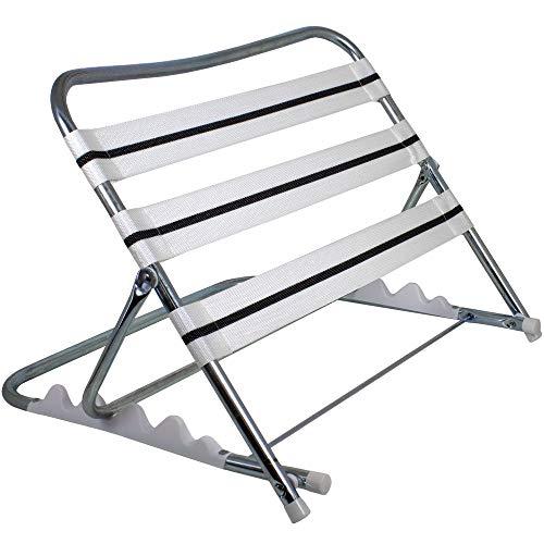 Genius Ideas ® Rückenstütze - verstellbare Rückenlehne