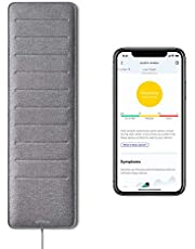 Withings Sleep Analyzer – slaapsensor onder matras, klinisch goedgekeurd met detectie van slaapapneu en analyse van de slaapcycli