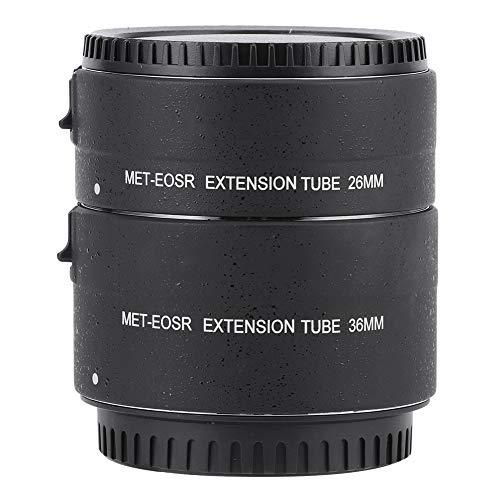 Commlite Anillo adaptador macro de 26 mm + 36 mm Adaptador macro de enfoque automático para la serie EOS R Mount