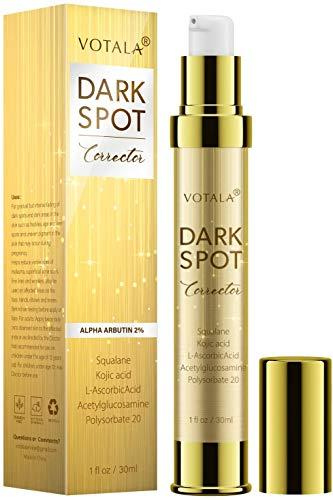 Dark Spot Corrector Serum, Dark Spot Remover for Face and body, Age Spots Sun Spots Corrector, All Skin Types 1 fl oz