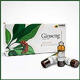 Ampollas Ginseng Royal Jelly de Famed, reduce el cansancio y fortalece el sistema inmunológico, 30 x 10 ml, activo de la ola de resfriado con altas dosis de ginseng e ingredientes 100% naturales.