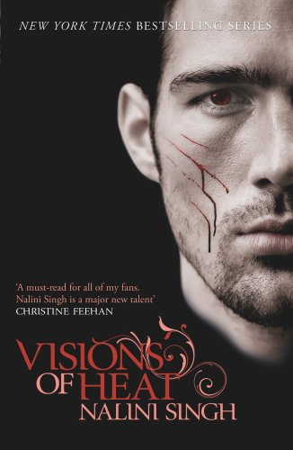 Visions of Heat: Book 2 (PSY-CHANGELING SERIES) (English Edition)