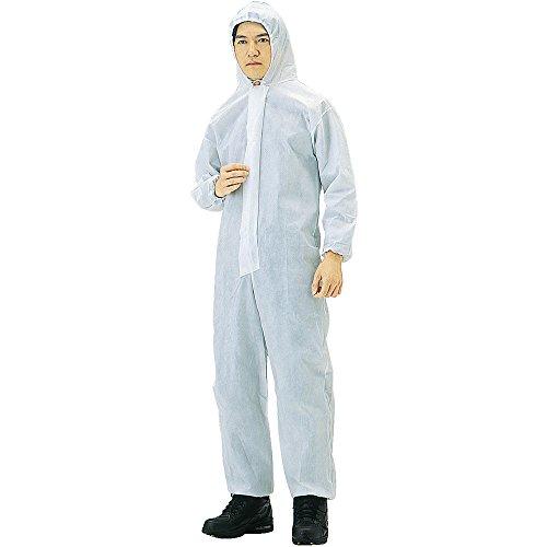 TRUSCO(トラスコ) 不織布使い捨て保護服 Lサイズ TPC-L