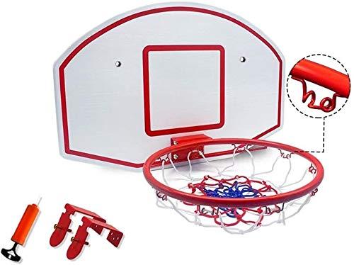 XUANQING Hängende Nets Basketball Korbball-Kit Wand-Basketballkorb Erwachsener jugendlich Outdoor-Sport 70x47cm