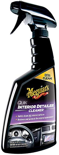 Meguiar's G13616 Quik Interior Detailer Cleaner - 16 oz. 2 Pack